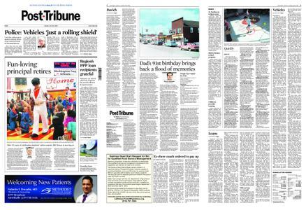 Post-Tribune – July 12, 2020