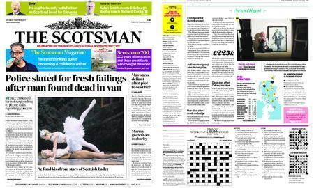 The Scotsman – October 07, 2017