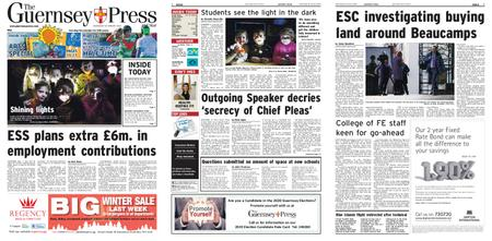 The Guernsey Press – 29 January 2020
