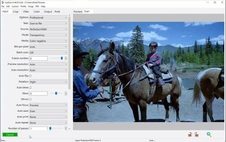 VueScan Pro 9.5.83 Mac OS X