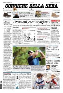 Corriere della Sera – 19 novembre 2018