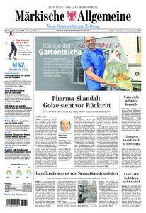 Neue Oranienburger Zeitung - 28. August 2018