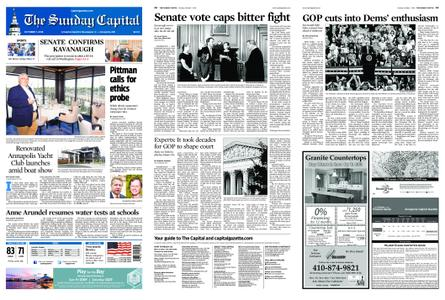 The Capital – October 07, 2018