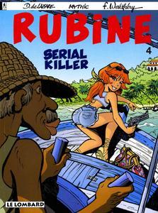 Rubine - 04 - Serial Killer
