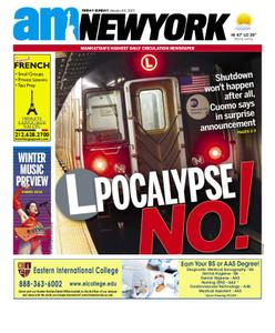 AM New York - January 04, 2019