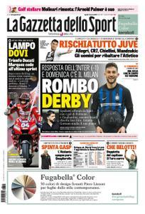 La Gazzetta dello Sport Roma – 11 marzo 2019