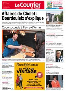 Le Courrier de l'Ouest Angers – 25 août 2021