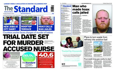The Standard Chester & District – February 25, 2021