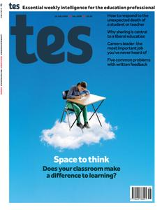 Times Educational Supplement - July 11, 2019