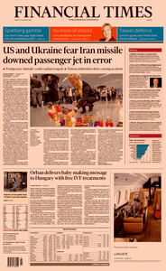 Financial Times Europe – 10 January 2020