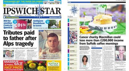 Ipswich Star – September 15, 2020