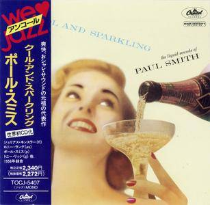 Paul Smith - Cool And Sparkling (1956) {Capitol Japan TOCJ-5407 rel 1991}