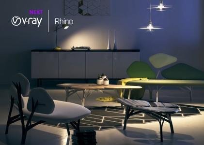 Chaos Group V-Ray Next (Build 4.00.01) for Rhino