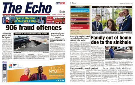 Evening Echo – June 21, 2021