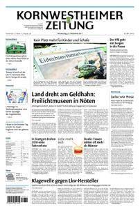 Kornwestheimer Zeitung - 21. Dezember 2017