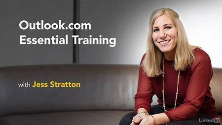 Lynda - Outlook.com Essential Training (2016)