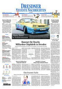 Dresdner Neueste Nachrichten - 25. April 2018