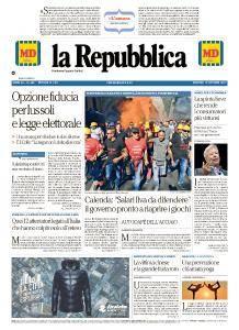 la Repubblica - 10 Ottobre 2017