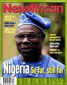 New African - December 2001