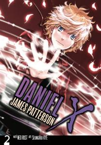 Yen Press-Daniel X The Manga Vol 02 2021 Hybrid Comic eBook