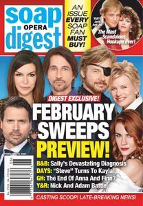 Soap Opera Digest - February 10, 2020