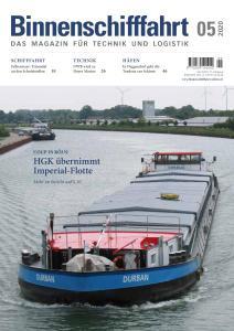Binnenschifffahrt - Mai 2020