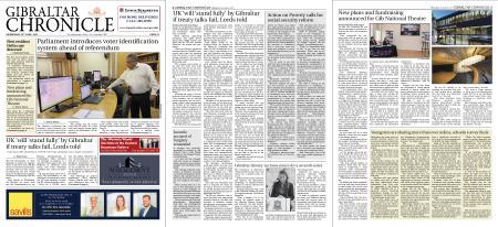 Gibraltar Chronicle – 23 June 2021
