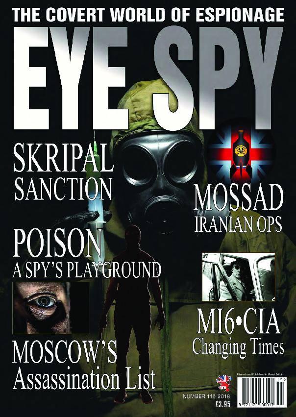 Eye Spy – May 2018