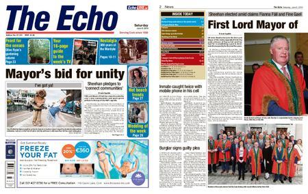 Evening Echo – June 08, 2019