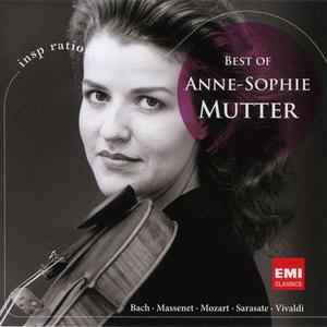 Anne-Sophie Mutter - Best Of... (2011) {EMI Classics}