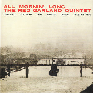 The Red Garland Quintet - All Mornin' Long (1958) [Analogue Productions 2012] PS3 ISO + Hi-Res FLAC
