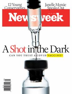 Newsweek USA - September 25, 2020