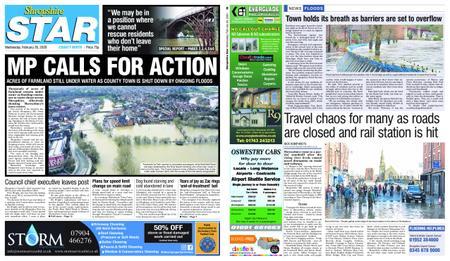 Shropshire Star North County Edition – February 26, 2020