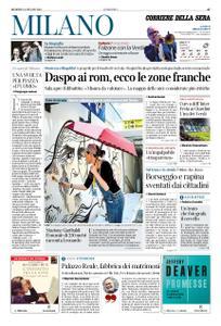 Corriere della Sera Milano – 09 giugno 2019
