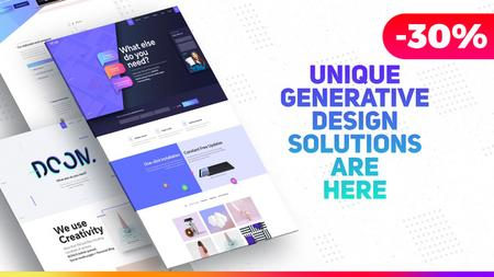 Premium Website Presentation / Agency Promo / Product Showcase - Project for After Effects (VideoHive)