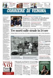 Corriere di Verona – 08 gennaio 2019