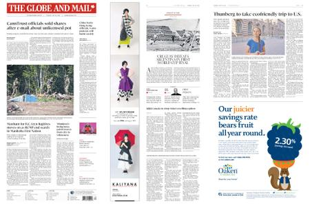 The Globe and Mail – July 30, 2019