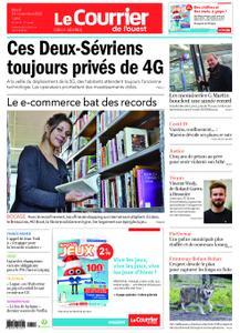 Le Courrier de l'Ouest Deux-Sèvres – 24 novembre 2020