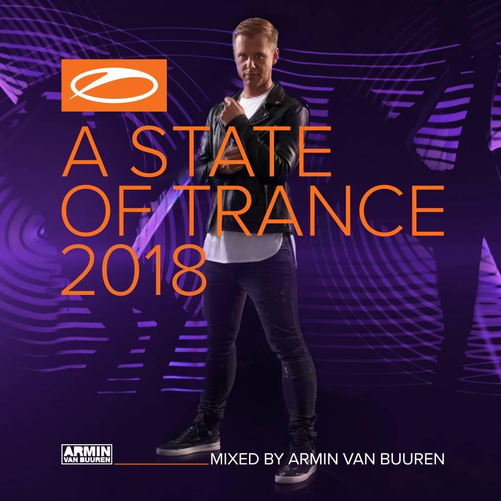 Armin van Buuren - A State Of Trance 2018 (2018)