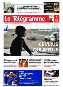 Le Télégramme Auray – 03 février 2020