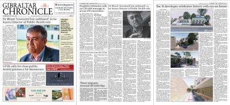 Gibraltar Chronicle – 28 July 2021