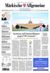 Märkische Allgemeine Westhavelländer - 02. November 2018