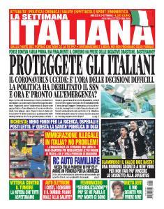 La settimana Italiana N.3 - 27 Febbraio 2020