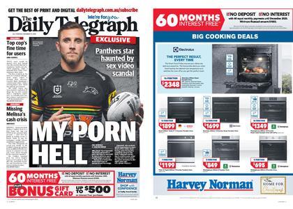 The Daily Telegraph (Sydney) – December 10, 2020