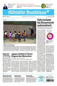 Kölnische Rundschau Wipperfürth/Lindlar – 01. August 2019