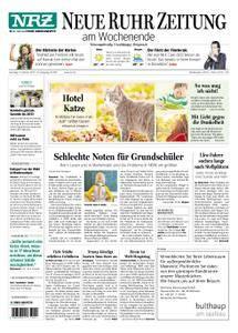 NRZ Neue Ruhr Zeitung Essen-Postausgabe - 14. Oktober 2017