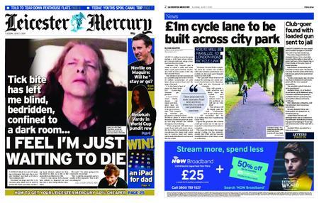 Leicester Mercury – June 11, 2019