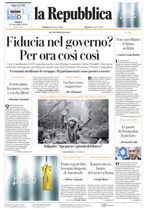 la Repubblica - 14 Settembre 2019