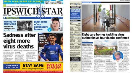 Ipswich Star – April 15, 2020