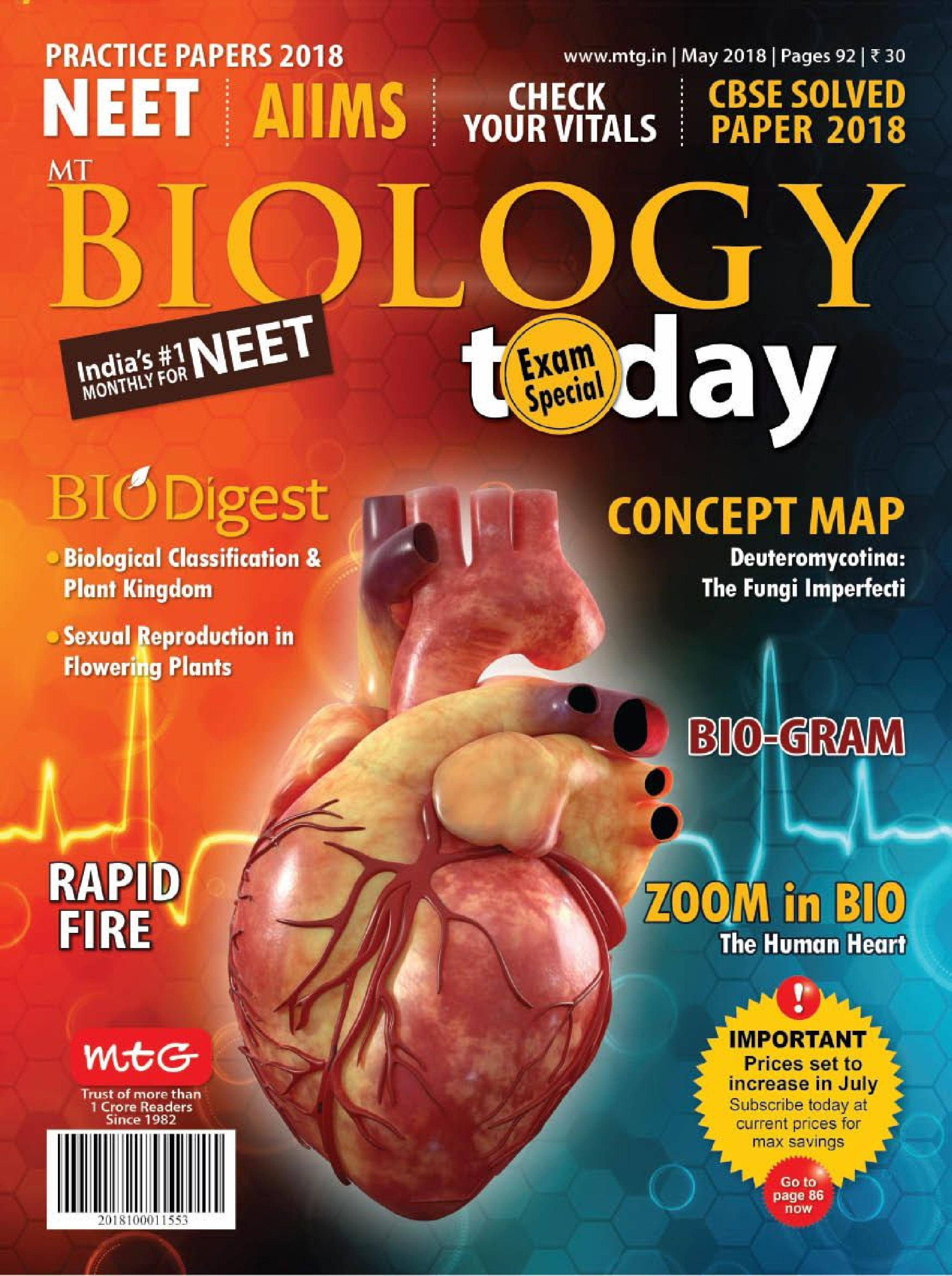 Biology Today - May 2018